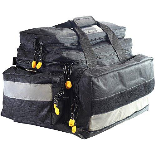 Notfalltasche MINISTER XL Schwarz Nylon 50 x 34 x 32 cm Trauma Bag