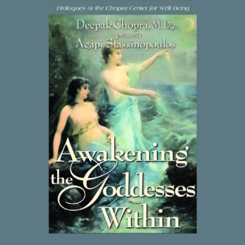 Awakening the Goddess Within audiobook cover art