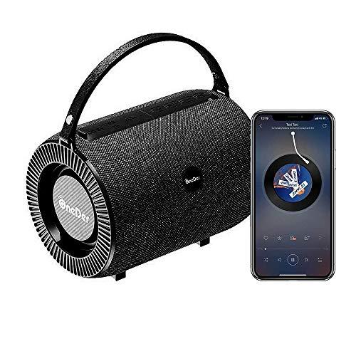 bocina 40w bluetooth portatil fabricante OneDer