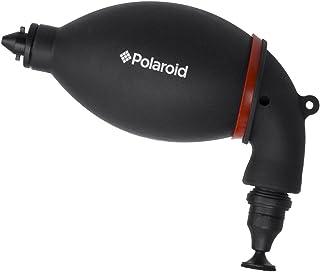 Polaroid Pistola Grip Sistema de Limpieza Todo en 1 – LensPen + Soplador de Aire Integrado para Lentes de cámara, visores, filtros y Pantallas (Negro)