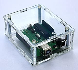 Diamex DX-DURINO-KL - Chasis para Tarjetas de Desarrollo Arduino