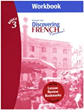 Discovering French, Nouveau!: Workbook with Lesson Review Bookmarks Level 3