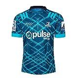 XFKL Jersey De La Coupe du Monde De Rugby Nouvelle-Zélande 100 Ans T-Shirt À Manches Courtes pour Hommes Maori Sportswear S-3XL,B,M
