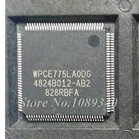 2PCS WPCE775LAODG WPCE775LA0DG WPCE775L QFP Notebook IO