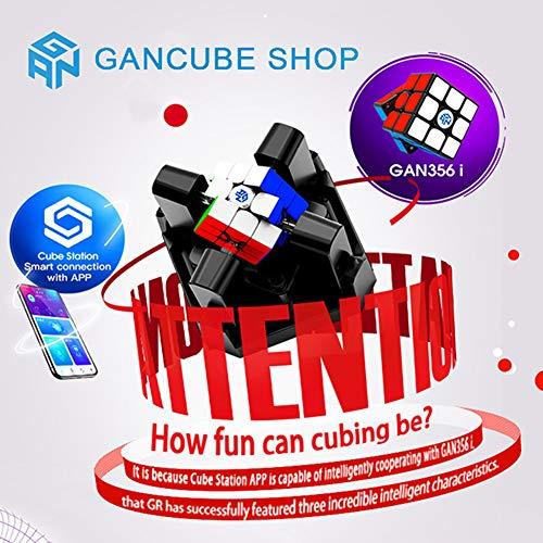 Metermall Home voor GAN Robot en voor GAN356i 3x3x3 Magic Speed Cube Station-app voor GAN 356 i Magneten Online competitie voor GAN356 i Puzzel Cubo Magico voor GANs