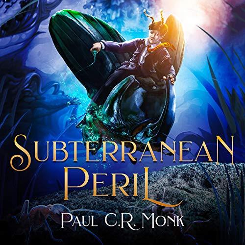 Subterranean Peril cover art