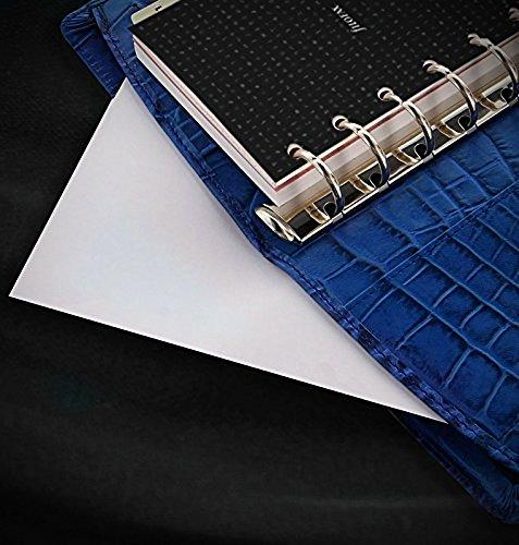 ファイロファックスシステム手帳クラシッククロックバイブルインディゴ17-026008正規輸入品