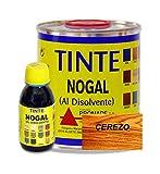 Promade - Tinte al disolvente para teñir la madera. Tonos de madera y colores vivos y modernos (375...