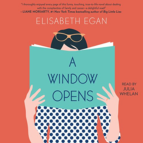A Window Opens audiobook cover art