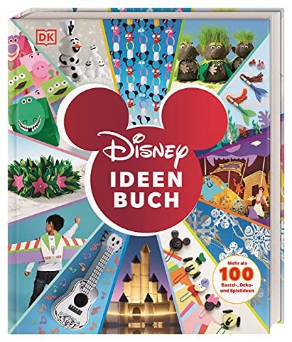 Dorling Kindersley Verlag Disney Ideen Buch: Mehr Bild