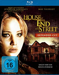 House at the End of the Street - Extended Cut [Blu-ray]