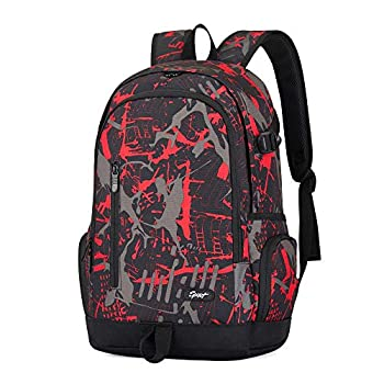 Best red and black backpack Reviews