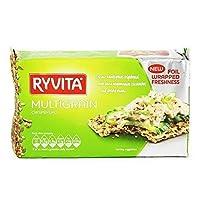 Ryvita Multi-Grain Crispbread - 250g [並行輸入品]