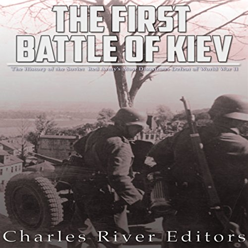 The First Battle of Kiev audiobook cover art