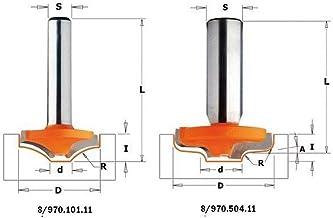 CMT Orange Tools 951.002.11 Fresa para envases madera hm s 8 d 19x16