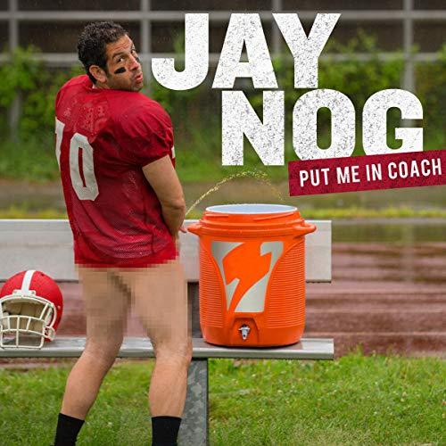 Diseño de la portada del título Jay Nog