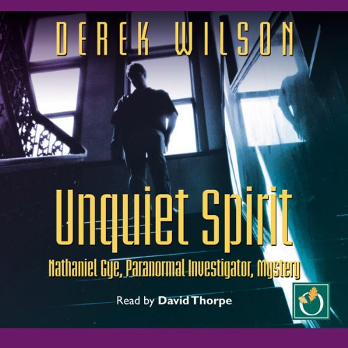 Unquiet Spirit audiobook cover art