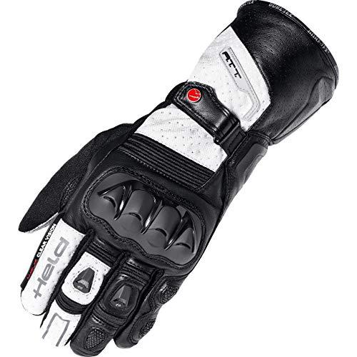 Motorcycle Held Gloves Air n Dry GTX Black Grey 12