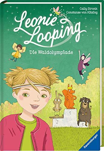 Leonie Looping, Band 8: Die Waldolympiade (Erstleser)