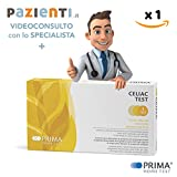 PRIMA Test Celiachia + Videoconsulenza 15 min