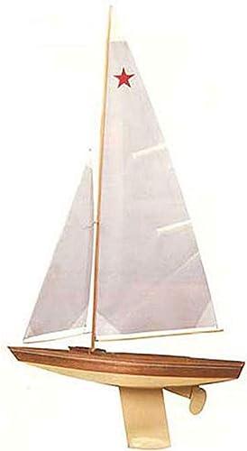 Garantía 100% de ajuste Dumas 1121 1121 1121 Star Class Sailboat 30  Kit, 1121  sorteos de estadio