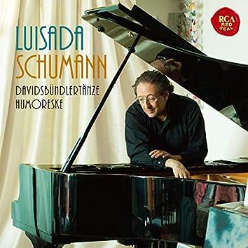 Schumann: Davidsbundlertanze & Humoreske