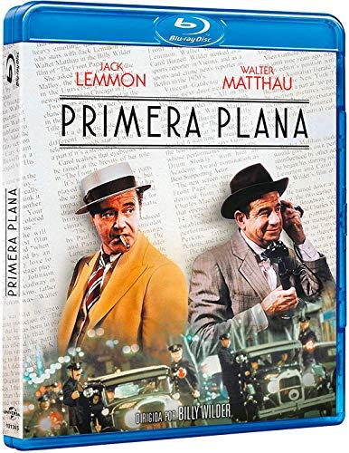 Primera Plana [Blu-ray]