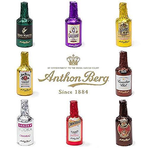 Anthon Berg Liquor Filled Dark Chocolates Gift Box Assortment Pack Pack Of 64