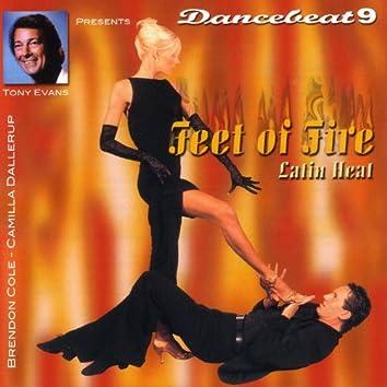 Feet Of Fire - Latin Heat - Dancebeat 9