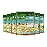 Knorr Italian Sides Creamy Garlic Shells (4.4oz) is a pasta side dish that enhances meals with amazing flavor. Creamy Garlic Shells Italian Sides expertly combines garlic and butter with a Romano cheese-flavored sauce No artificial flavors. Quick and...