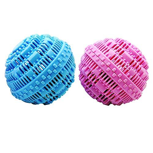 Set di 2 palline per lavatrice e asciugatrice