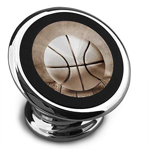 Amoyuan Magnetische Telefoonhouder Vintage Basketbal Senior Auto Telefoonhouders Voor Auto Met Een Super Sterke Magneet