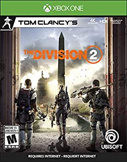 Tom Clancy's The Division 2 Standard Edition Xbox One (B07DP2XV4N) | Amazon price tracker / tracking, Amazon price history charts, Amazon price watches, Amazon price drop alerts