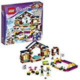LEGO Friends - La patinoire de la station de ski - 41322 - Jeu de Construction