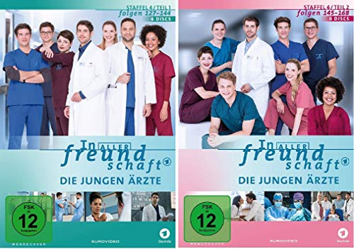 Staffel 4 (14 DVDs)