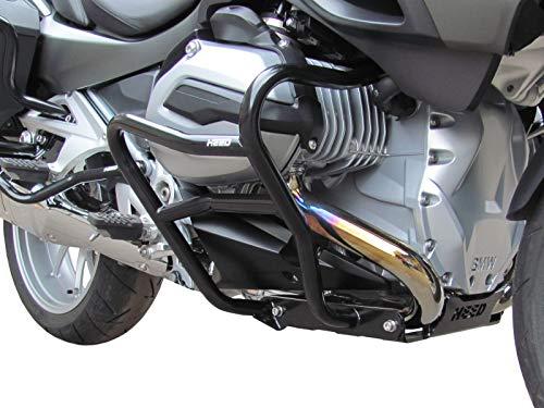Defensa Protector de Motor HEED para Motocicletas R 1200 RT LC (2014-2018) - Negro