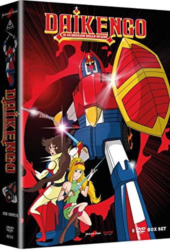 Daikengo Il Guardiano Dello Spazio - La Serie Completa (5 Dvd) (Limited Edition) (5 DVD)