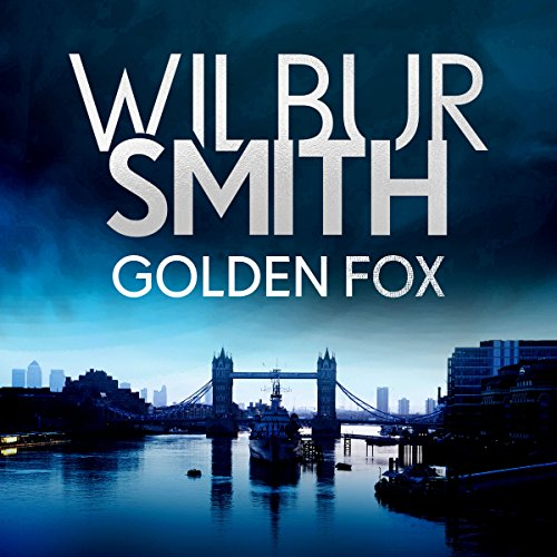 Golden Fox audiobook cover art