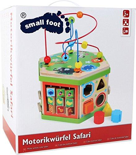 Motorikwürfel Safari spielend Feinmotorik und Erfassen von Mengen lernen
