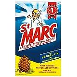 ST MARC Lot de 3 Lessives Multi-Usages à la Résine de Pin 1,6 kg