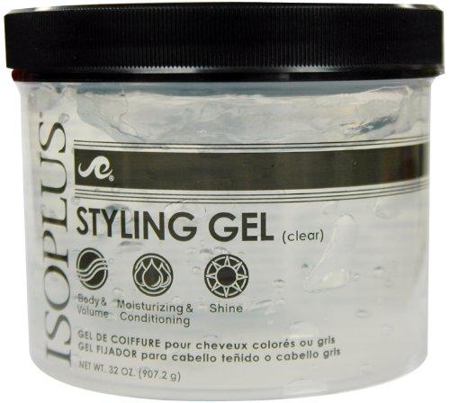 Isoplus Styling Gel - Clear 32 oz.
