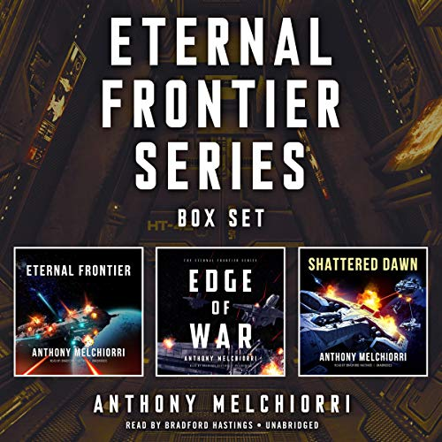 Eternal Frontier Series Box Set cover art