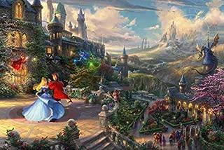 Thomas Kinkade - The Disney Collection - Sleeping Beauty Enchanting Puzzle - 750 Pieces