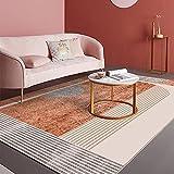 Arco de Arco Tendencia Pastel Diseño Geométrico Inspiración Multicolor, Alfombra de Moda Estrella Accesorios de Moda, 80x160CM(31x63nch)