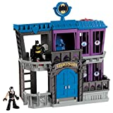 IMAGINEXT SUPER FRIENDS BATMAN GOTHAM JAIL