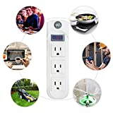 Photo #2: Wisdom Bravery Outdoor Power Strip Waterproof