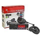 TTI-TCB Radio CB 900 Fuente de alimentación de 12-24 V con Altavoz Frontal, Am-FM, 12V-24...