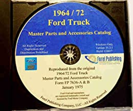 1965 ford truck restoration parts