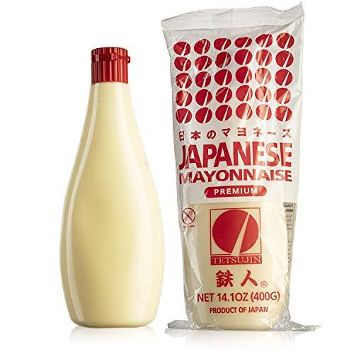 Premium Japanese Mayonnaise | 400g (1 Bottle)