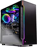 No Doubt Gaming PC Computer – Intel Core i5 9400F (9th gen 6 core - Upto 4.10 Ghz), 16GB DDR4 2400Mhz, 1TB Hard Disk, 240GB SSD, GTX 1660 6GB Graphics Card (3 RGB Cooling Fans)